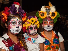 Dia de los Muertos at Self Help Graphics & Art